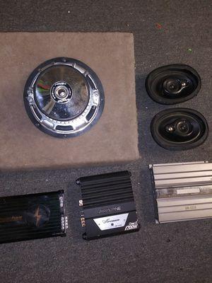 Car audio lot..super deal!!!$275 for Sale in Tacoma, WA