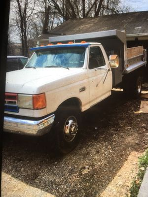 Ford 1991 Dump Truck F450 for Sale in Glen Rock, PA