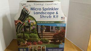 Micro Sprinkler Landscape & Shrub Kit MLK-81 New in Box for Sale in Zephyrhills, FL
