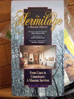 From Czars to Commissars: A Museum Survive VHS for Sale in Parkersburg, WV