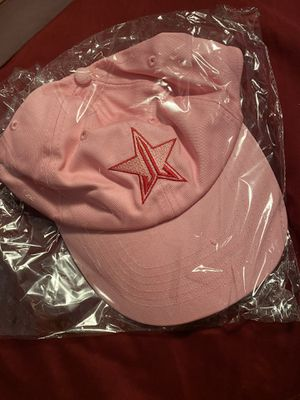Jeffrey Star: Satin pink dad hat for Sale in Dallas, TX