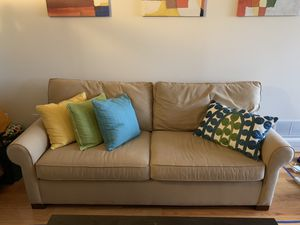 Crate & Barrel Bradford Sofa $200 OBO for Sale in Washington, DC
