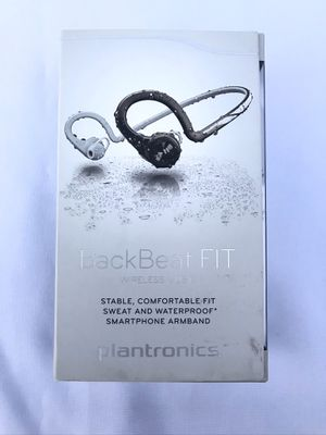 Plantronics BackBeat Fit Wireless Bluetooth Headphones for Sale in Lakewood, CA