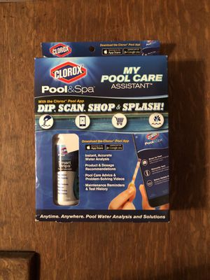 Clorox Pool Care Assistant for Sale in Derby, NY