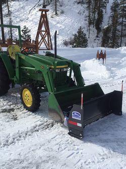 Quick Attach Tractor Blades for Sale in Leavenworth,  WA