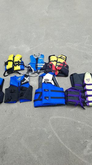 Life Vests for Sale in Arroyo Grande, CA