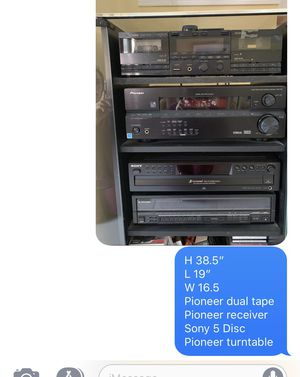 Bose speakers with receiver for Sale in Queens, NY