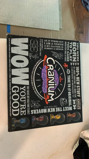 Cranium Board Game for Sale in Raleigh, NC