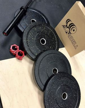 High Temp Bumper Weightlifting Plates for Sale in Arcadia, CA