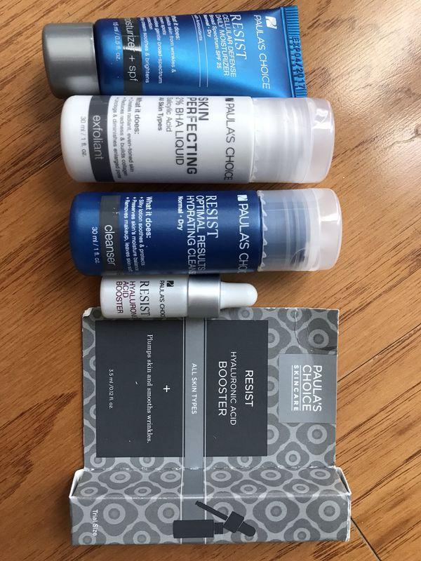 Paula's Choice skin care set