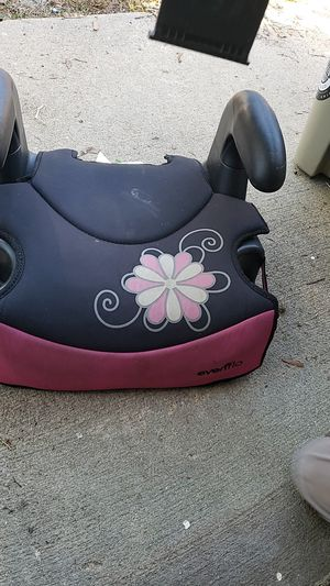 Evenflo high- backbooster seats. for Sale in Gloucester, VA