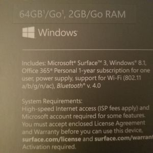 Microsoft Surface 3 for Sale in Largo, FL