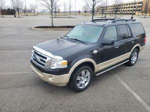 2010 FORD EXPEDITION KING RANCH! 3RD ROW!! 4WD!! for Sale in Columbus, OH