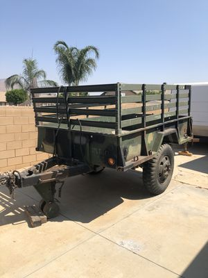 Military trailer for Sale in Ontario, CA