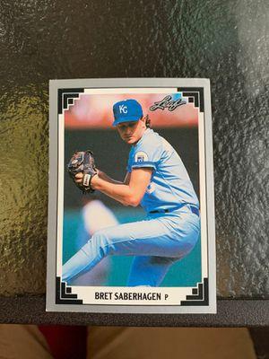 1991 Leaf Bret Saberhagen #118 for Sale in Mansfield, PA