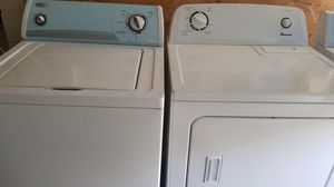 Washer and dryer working perfectly for Sale in Kissimmee, FL