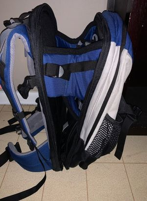 Deuter Kangakid Alpine baby/child hiking carrier backpack for Sale in Rosenberg, TX