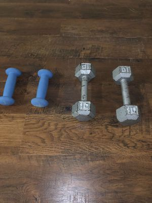 Dumbbells weights for Sale in Prosser, WA