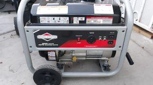 Briggs & Stratton engine generator 3500 running watts for Sale in Las Vegas, NV