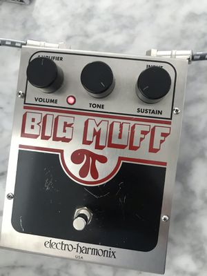Big Muff fuzz/distortion pedal for Sale in Tarpon Springs, FL