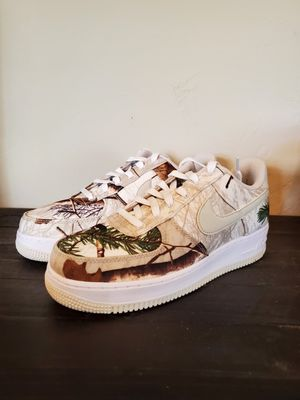 Nike Air Force 1 Real Tree Camo size 7 for Sale in San Diego, CA