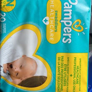 Newborn Pampers for Sale in Baldwin Park, CA