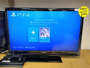 Insignia TV and PS4 slim for Sale in Laredo, TX