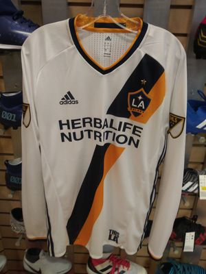La galaxy authentic jersey size large for Sale in West Covina, CA