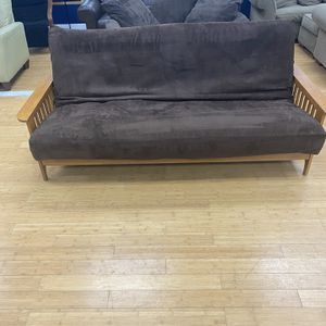 Brown Futon for Sale in Lynnwood, WA