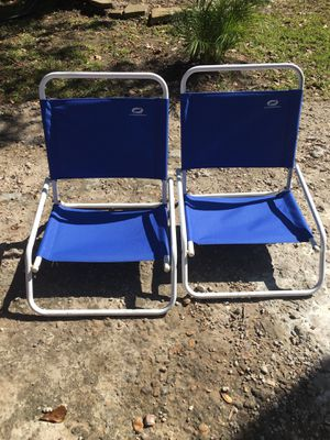 Beach chair/ Sillas de playa for Sale in New Caney, TX