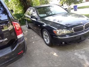 2008 BMW 750 for Sale in Silver Spring, MD