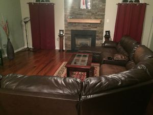 Sectional couch for Sale in Bristow, VA