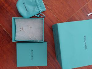Tiffany necklace for Sale in Los Angeles, CA