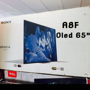 Sony 65 inch OLED A8f 4k tv for Sale in Vernon, CA