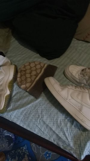 Gucci, Nikes and Jordans for sell for Sale in Trenton, NJ