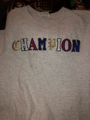 Champion shirt for Sale in Brentwood, CA