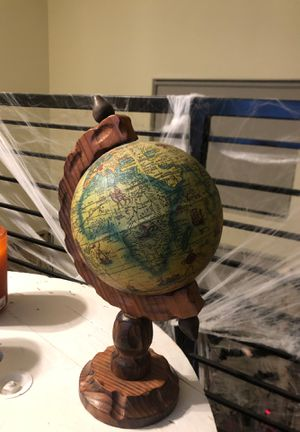 Antique 1900's 2 FT Globe Rare to find!!! for Sale in Tempe, AZ