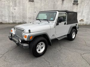 2006 Jeep Wrangler Unlimited LJ for Sale in Temple Hills, MD