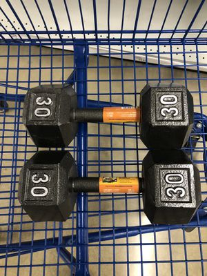 30 lb Dumbbell Set for Sale in Rochester Hills, MI