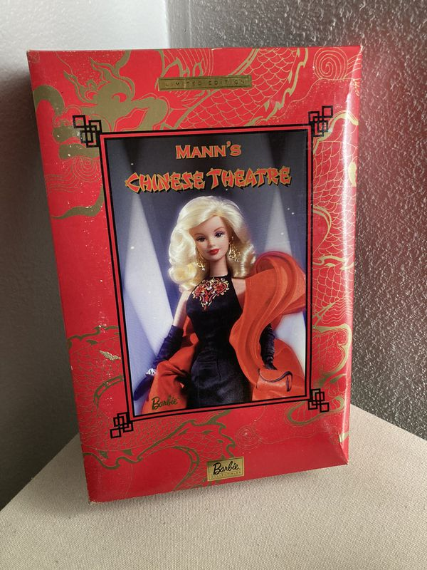 Mann's Chinese Theater Barbie - NRFB