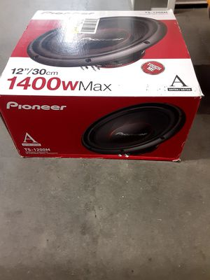 """Pioneer 12"""" Sub BRAND NEW for Sale in Glendale, AZ"""