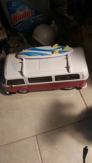 DICKIE TOYS VW SURFING CAMPER for Sale in Ridge, NY