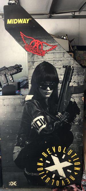 Aerosmith Revolution Arcade Game for Sale in Las Vegas, NV