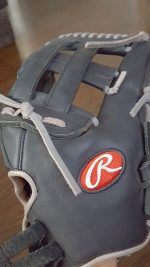 Rawlings slow pitch softball glove for Sale in Upland, CA