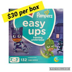 Pampers Easy Ups for Sale in Signal Hill,  CA