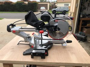Admiral 12 inch sliding dual bevel miter saw for Sale in San Diego, CA