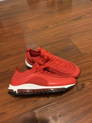 Brand new Air max 97 200 obo no trades sz 11 pick up only lost box in move never worn stores are impacted from covid for Sale in Sacramento, CA