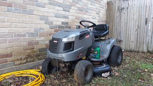 Craftsman riding lawn mower for Sale in Humble, TX