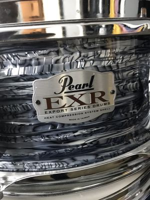 Pearl EXR Export Series 5Piece drum set for Sale in Pasadena, MD