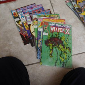 Weapon X Marvel Comics for Sale in Chandler, AZ
